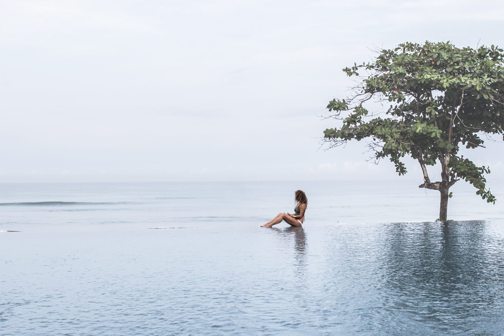 Never ending views in Bali